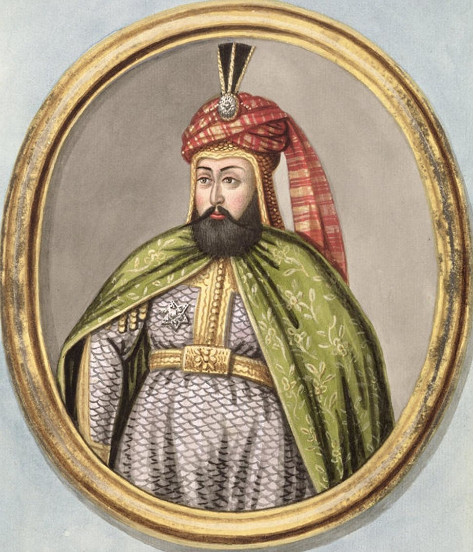 Murad IV by John Young