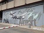 Mural at Frankfurt Main Airport 03.jpg