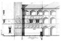 Muro challant cortile castello issogne disegno nigra.tiff