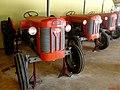 Museu Agromen de Tratores e Implementos Agrícolas, localizado no complexo do Centro Hípico e Haras Agromen em Orlândia. Tratores Massey Ferguson 50 - panoramio.jpg
