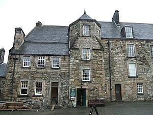English: Museum at Stirling Castle The Argyll ...