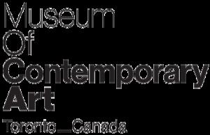 Museum of Contemporary Art Toronto Canada - Image: Museum contemporany art logo