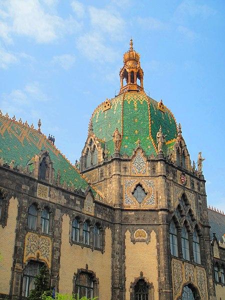 File:Museum of applied arts exterior - panoramio.jpg