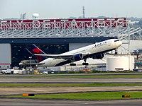 N177DN - B763 - Delta Air Lines
