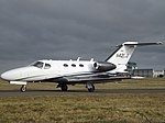 N42LJ Cessna Citation Mustang 510 Whittlewood Aviation (US) Inc Trustee (30759650581).jpg