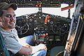 N47SJ 1943 Douglas DC3C-R C-N 43-48608 (Douglas C-47B) (10338522793).jpg