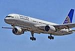 N593UA United Airlines Boeing 757-222 (cn 28144-724) (8707613075).jpg