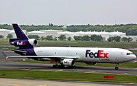 N606FE - MD11 - FedEx