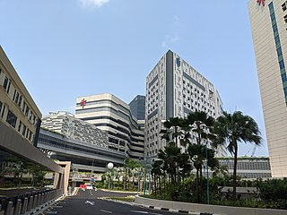 National Centre for Infectious Diseases Specialised hospital in Singapore