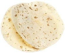 Tortillas aus Weizenmehl (Tortillas de Harina)