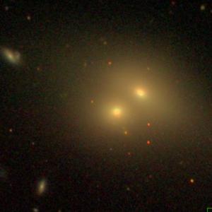 SDSS-Aufnahme