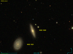 Image illustrative de l'article NGC 1020