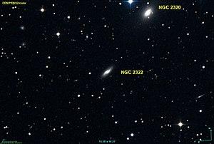 NGC 2322 with NGC 2320 [1]
