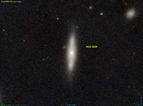 Image illustrative de l'article NGC 4829