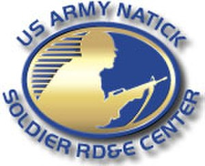 United States Army Natick Soldier Research, Development and Engineering Center - Image: NSRDEC logo
