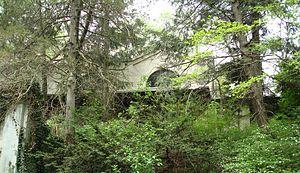 Quaker Ridge (NYW&B station) - Image: NYW&B Quaker Ridge station 2007