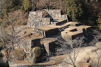 Naegi Domain - Ruins of Naegi Castle