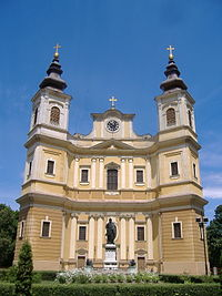 Cathedral Basilica of St. Mary, Oradea