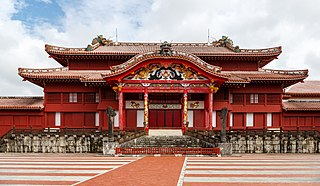 Shuri Castle Ryukyuan gusuku castle in Shuri, Okinawa