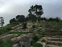 Походная тропа по холмам Нанди