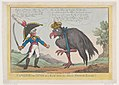 Napoleon The Little in a Rage with His Great French Eagle!! MET DP873970.jpg