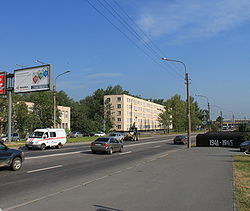 фото проспект ветеранов санкт-петербург