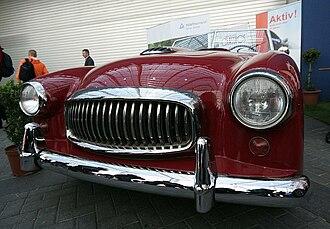 Nash-Healey - 1951 Nash-Healey