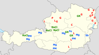 Mining in Austria