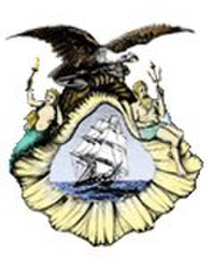 Navy Department Library - Image: Navy library logo