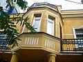 Ndërtesa ku është vendosur biblioteka e vogël e qytetit - Ferizaj 07.jpg