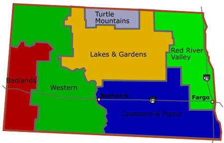 North Dakota Travel guide at Wikivoyage