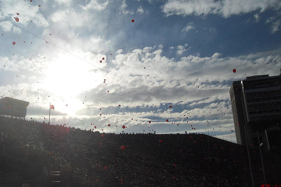 Nebraska balloon release
