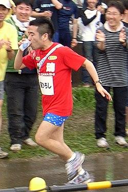 Neko Hiroshi, Japanese comedian.jpg