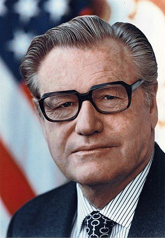 New York Republican State Committee - Nelson Rockefeller, Governor of New York (1959-1973), 41st Vice President of the United States (1974-77).