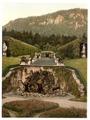 Neptune Fountain, Linderhof Castle, Upper Bavaria, Germany-LCCN2002696249.tif