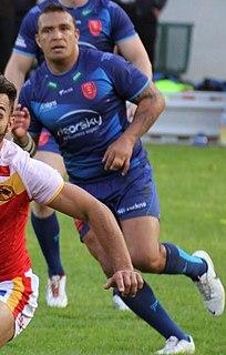 Neville Costigan former PNG international rugby league footballer