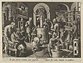 New Inventions of Modern Times -Nova Reperta-, The Invention of Distillation, plate 7 MET DP841129.jpg