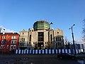 New Koenigsberg Synagogue construction progress 10th. December 2017.jpg