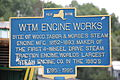 New York State historic marker – WTM Engine Works.JPG