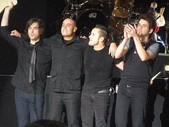 Newsboys - Newsboys in concert, 13 March 2009, with Jody Davis and Peter Furler