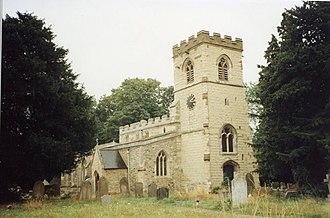 Newton Longville - Image: Newton Longville, St. Faith's Church geograph.org.uk 149212