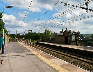 Newton for Hyde railway station