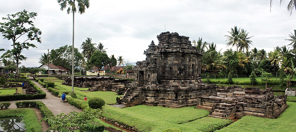 Ngawen temple November 2013