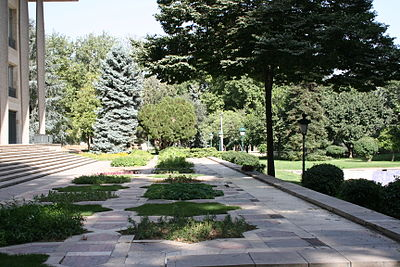 Niavaran Palace garden.jpg