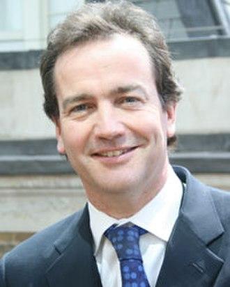Minister for Civil Society - Image: Nick Hurd, Minister for Civil Society
