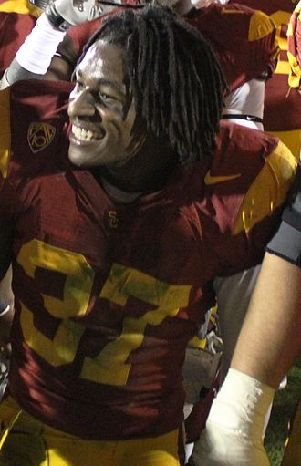 Nickell Robey-Coleman - Robey-Coleman while at USC in 2010