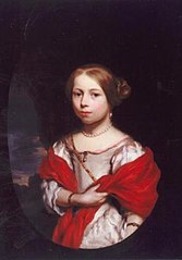 Portrait of Agatha van Loon (1666-1699)