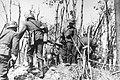 Niemieccy żołnierze przeszukują Westerplatte po kapitulacji (2-18).jpg