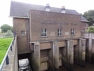 Marinus Jan Granpré Molière - Image: Nijmegen Rijksmonument 523041 Gemaal Ubbergseweg 5