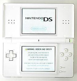Nintendo DS Lite (top open on).jpg